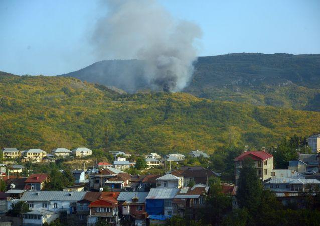 亚美尼亚和阿塞拜疆互相指责破坏纳卡停火协议