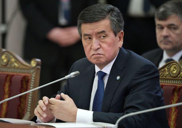 吉尔吉斯斯坦总统新闻处消息,吉总统已经决定辞职