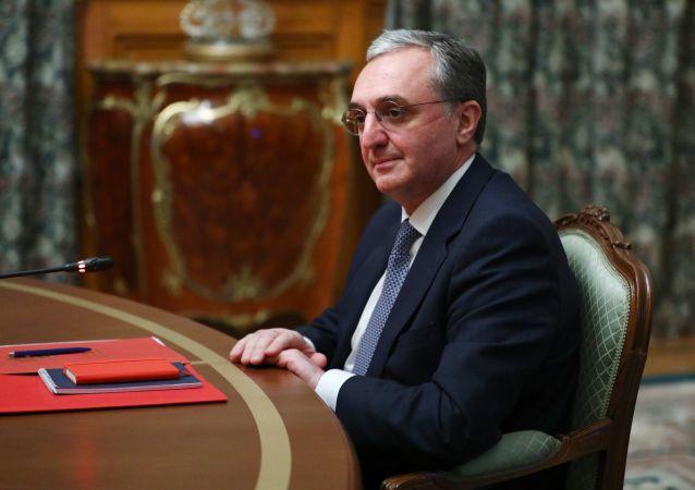 亚美尼亚外长姆纳察卡尼扬
