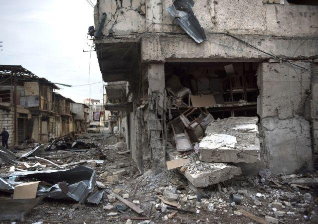 亚美尼亚国防部称纳卡地区的炮战仍在继续