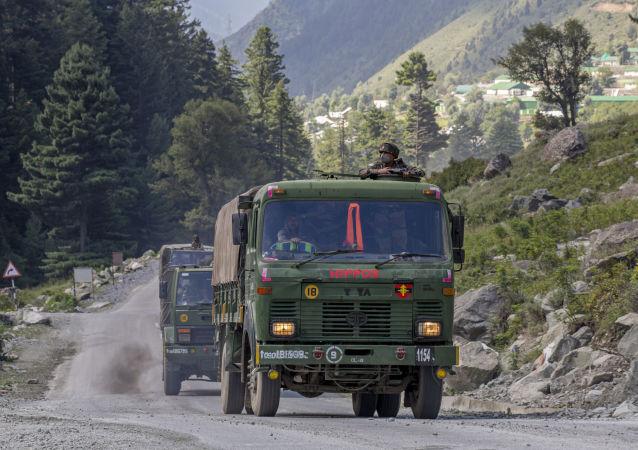 中国国防部:中印举行第七轮军长级会谈