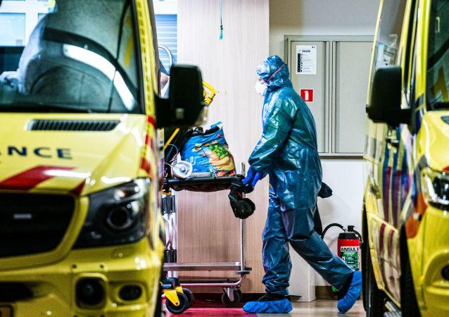 世卫组织:全球单日新增新冠确诊病例超74万创新高