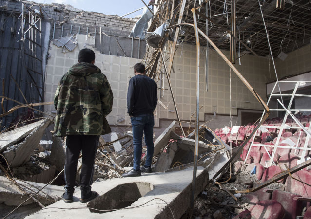 俄法美三国敦促亚阿双方制定停火核查机制