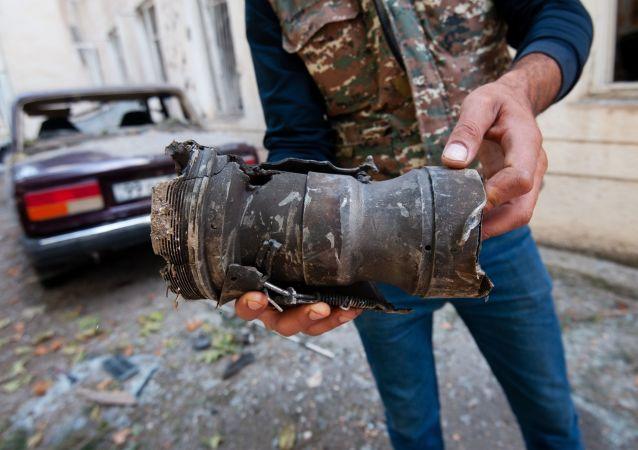 与土耳其有关的叙利亚武装分子已前往纳卡地区