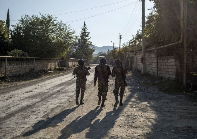 俄副外长与中国大使讨论卡拉巴赫及吉尔吉斯斯坦局势
