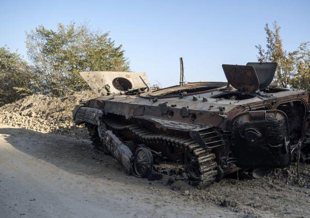 亚美尼亚指责阿塞拜疆拒绝从纳卡战场运出伤兵
