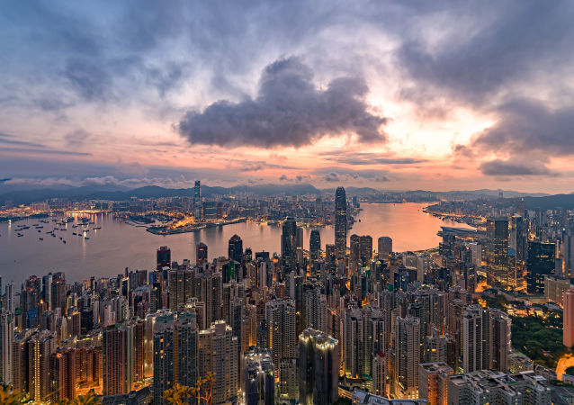 香港能够为俄企业提供进入亚洲的最佳条件
