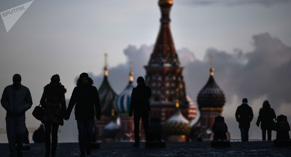 莫斯科, 红场