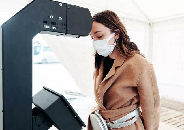 Promobot机器人预测第二波新冠疫情高峰