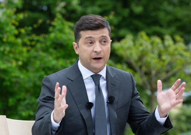 """泽连斯基谈乌克兰和美国的""""共同胜利"""""""