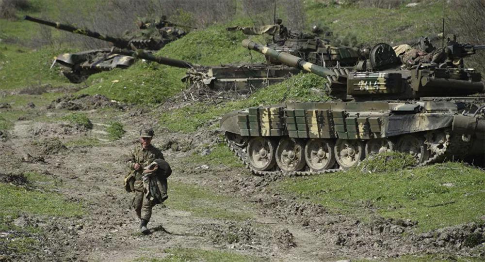 阿塞拜疆国防部指责亚美尼亚军队炮击该国泰尔泰尔区