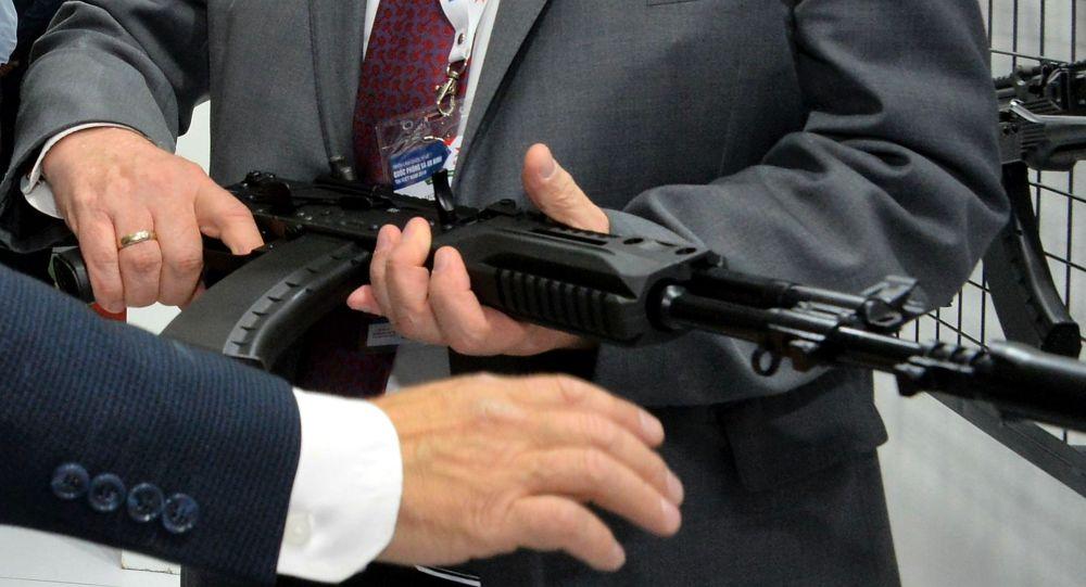 AK-203步枪