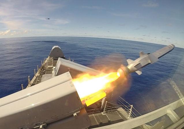 海军攻击导弹  (NSM)
