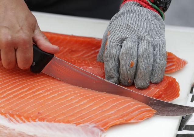 媒体:第三届进博会将暂停三文鱼和金枪鱼试吃