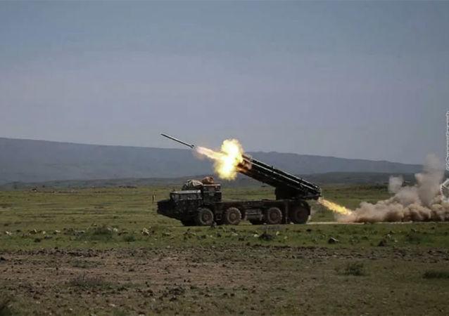 亚美尼亚军方
