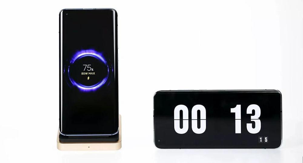小米公司展示具备强劲功率的无限充电技术