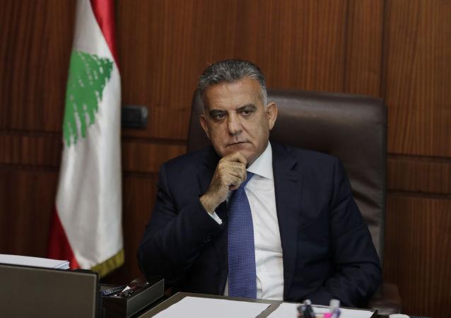黎巴嫩保安总局局长阿巴斯∙易卜拉欣