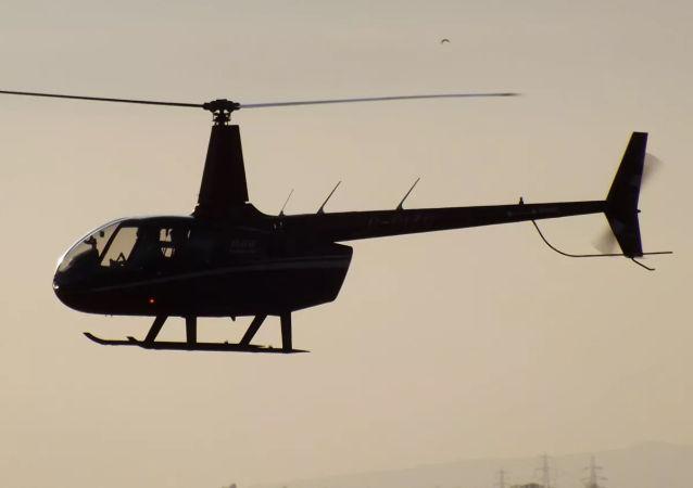 一直升机在阿拉斯加坠毁 捷克亿万富翁身亡