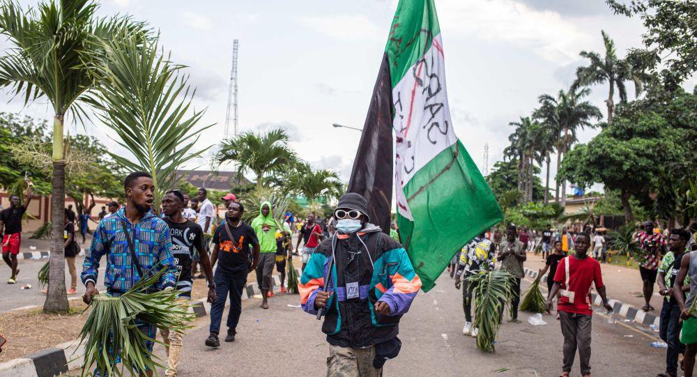 尼日利亚骚乱