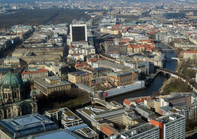 柏林博物馆岛