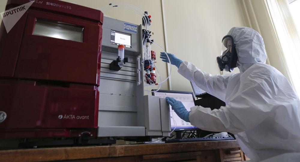 三周后完成60%俄居民流感疫苗接种工作