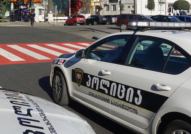 格鲁吉亚内务部:祖格迪迪所有人质均已获救 警方正在缉拿劫持者