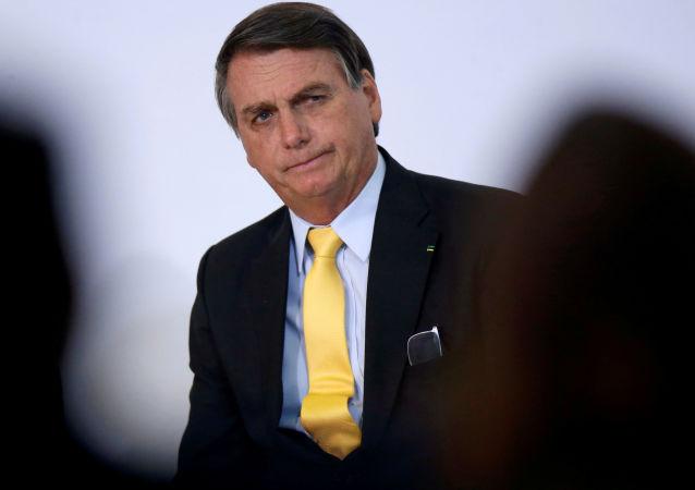 巴西总统雅伊尔∙博索纳罗