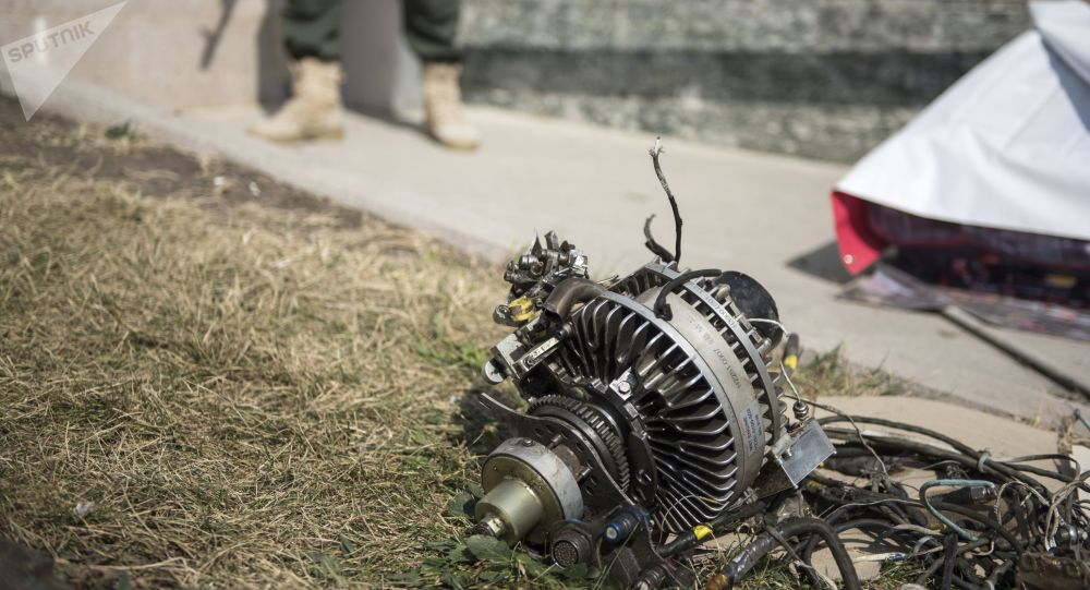 纳卡军方称又击落一架土耳其产无人机