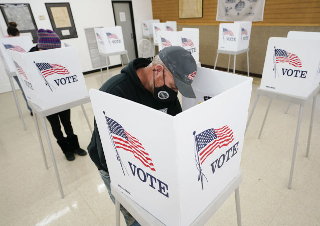美国近7000万人已投票 超2016年投票总数一半