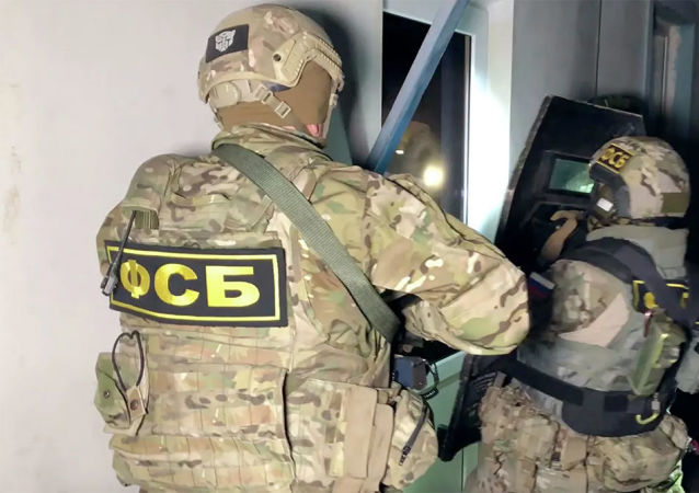 俄侦查人员在莫斯科地区预防多起恐怖袭击