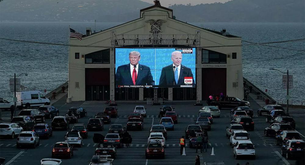 美专家列出将决定美国总统选举结果的四个摇摆州