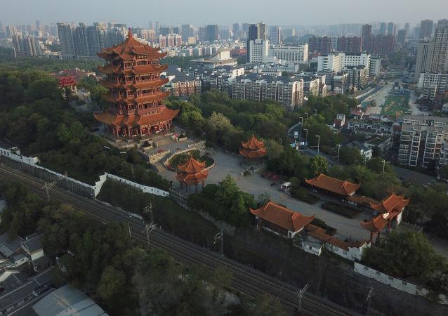 武汉市黄鹤楼