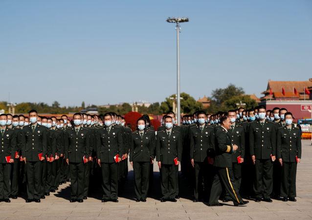中国国防法修正案和解放军的未来全球角色