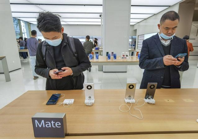 华为Mate 40 Pro领衔俄罗斯市场中国智能手机排行榜