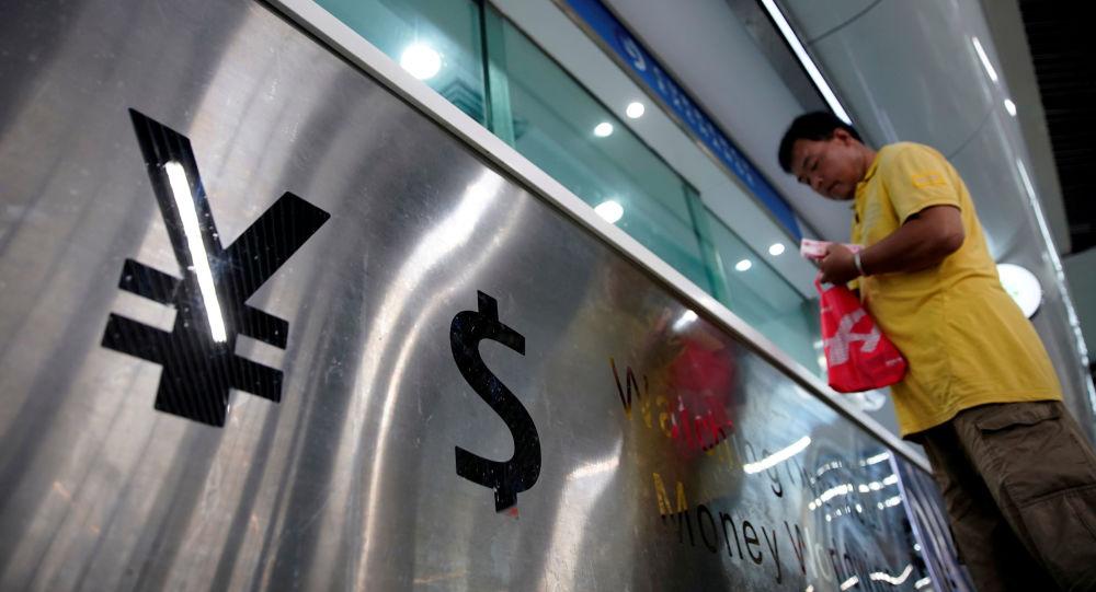 现在人民币被称作比美元更有利可图的货币之一