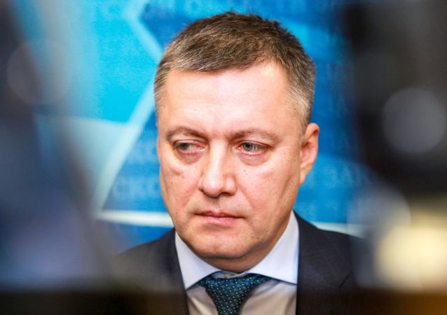 伊尔库茨克州长伊戈尔•科布泽夫