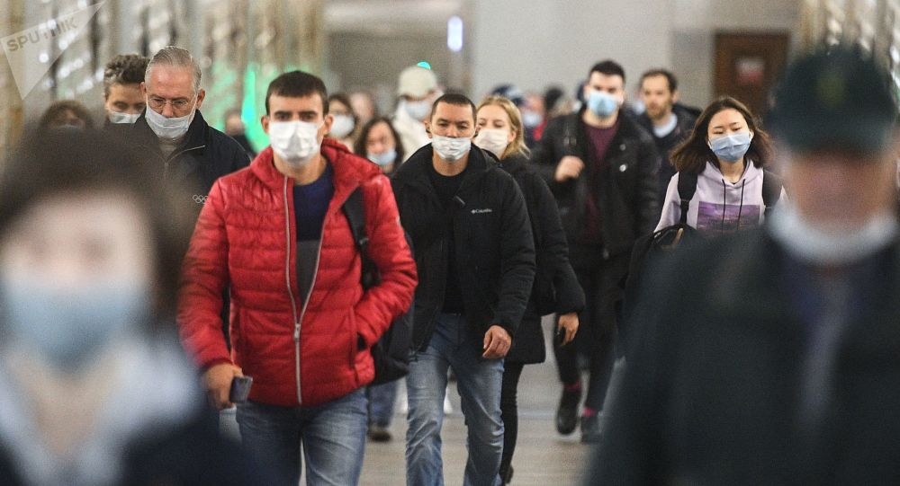 俄消费者权益保护局流行病学家:天气因素影响新冠病毒发病率