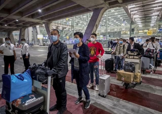 泰国撤离在缅国民系因新冠病毒而非政治局势