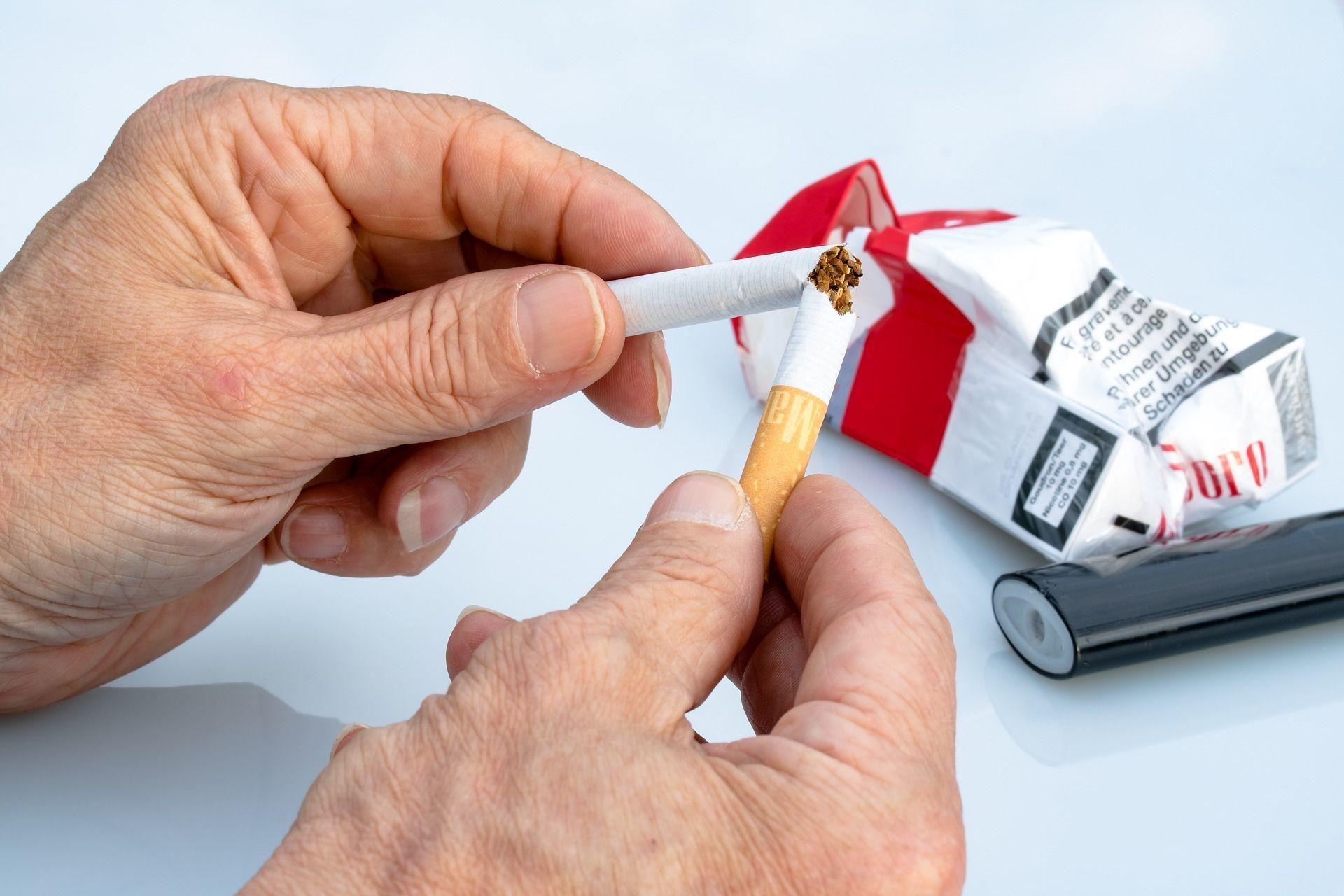 最近10年,俄罗斯的烟民数量减少了43%