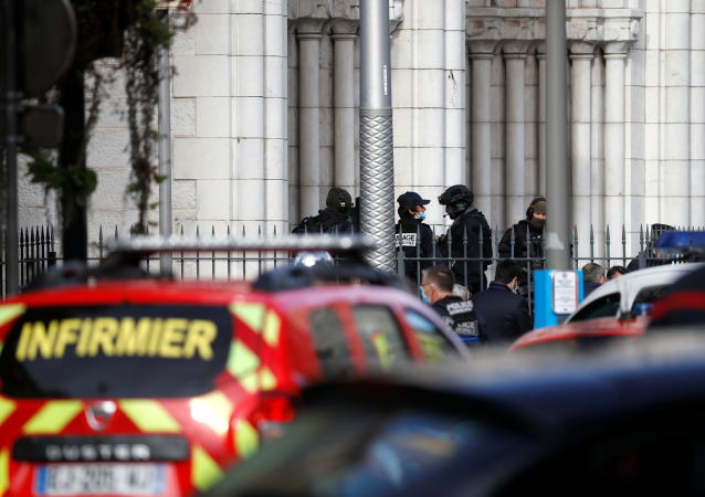 尼斯市长:圣母院附近袭击可能是恐怖袭击