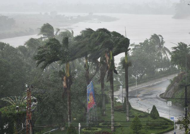 """海上飓风""""生命力""""变强是全球变暖导致"""