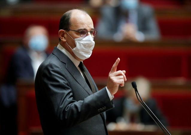 法国总理让·卡斯泰