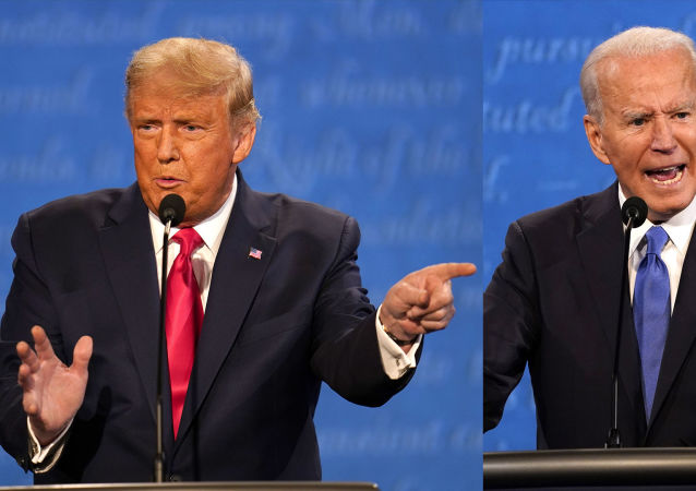 博彩公司确定美国总统选举中的宠儿