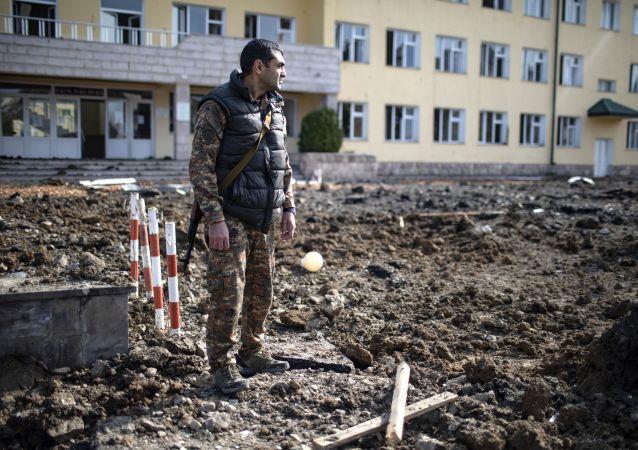 亚美尼亚卫生部:纳卡冲突导致亚美尼亚方面3330人死亡