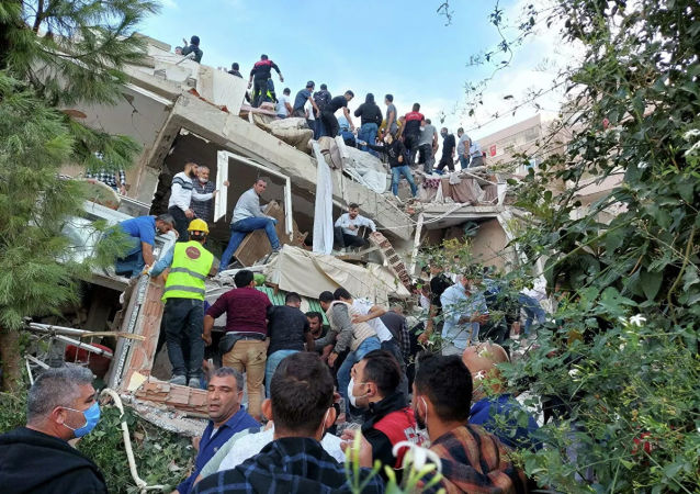 土耳其地震死亡人数增至49人