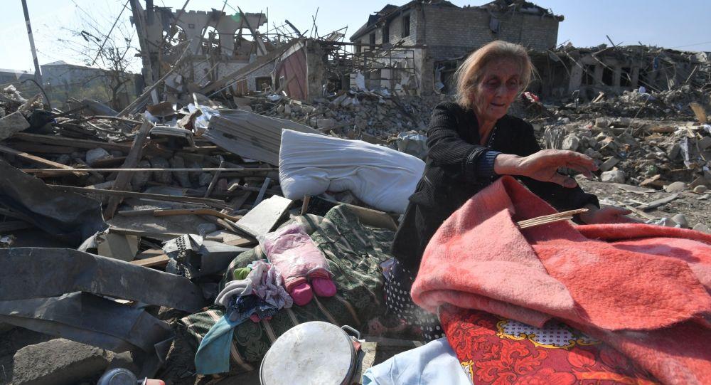 英国应红十字国际委员会请求拨款一百万英镑援助纳卡地区受害者