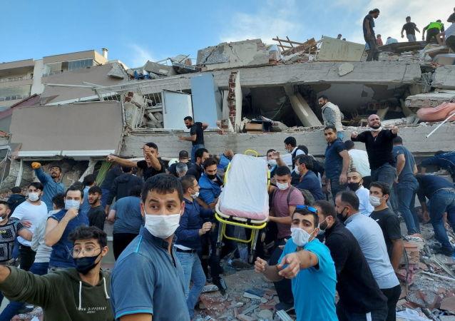土耳其地震遇难人数增至17人
