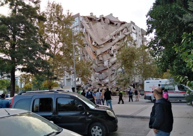 土耳其地震死亡人数增至24人