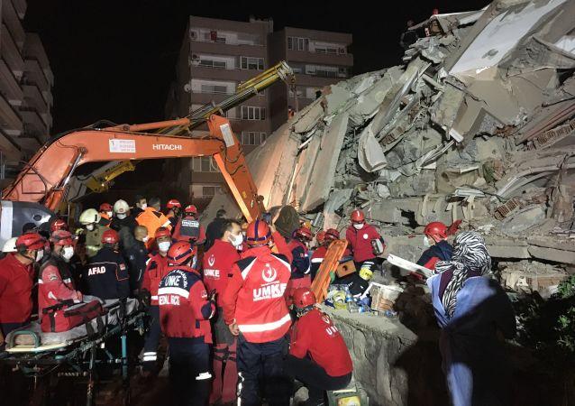 土耳其地震死亡人数达79人