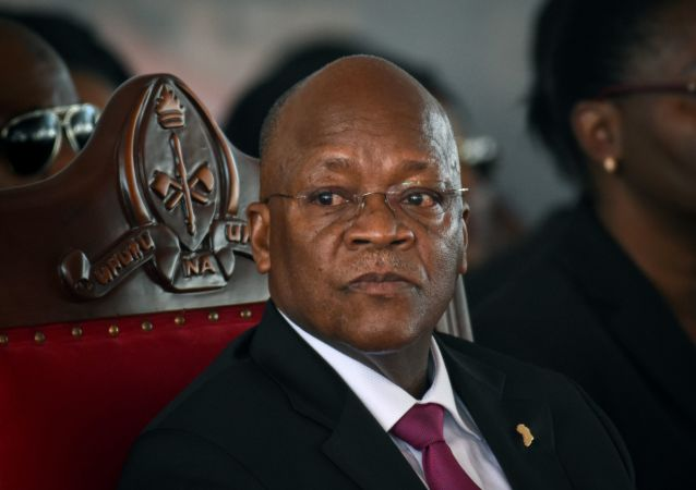 中国外交部:祝贺坦桑尼亚总统马古富力当选连任